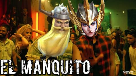 despacito mobile legend el manquito canci 210 n mobile legends parodia despacito