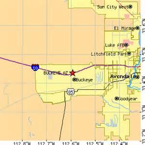 map of buckeye arizona buckeye arizona az population data races housing