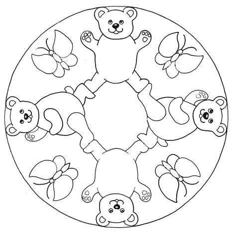 imagenes para colorear infantiles e imprimir mandalas infantiles para colorear e imprimir dibujos