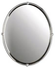 bathroom mirrors oval oval strapping bathroom mirror bathroom mirrors by