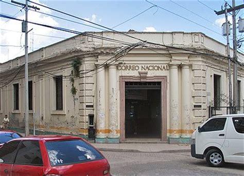 imagenes historicas de honduras rese 241 a hist 243 rica del correo nacional de honduras nacer