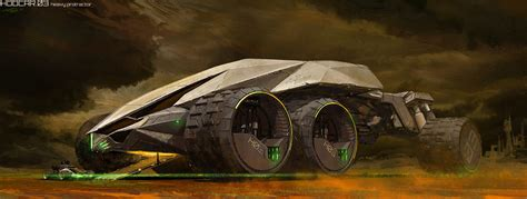 Housing Board Colony cerberus daily news vehicle design and reference redux