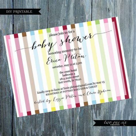 kate spade baby shower invitations kate spade inspired baby shower invitation printable