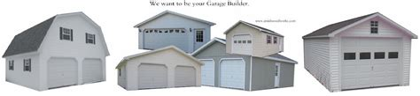 cinder block garage plans 2car garage plans modern 2car garage plan 052g0007 at