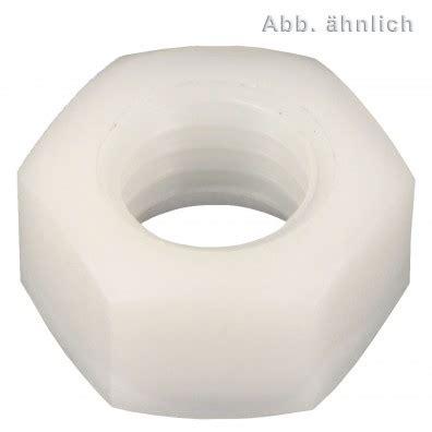terrasse sichtschutz kunststoff 555 200 sechskantmuttern m3 sw5 5 polyamid din 555 2017