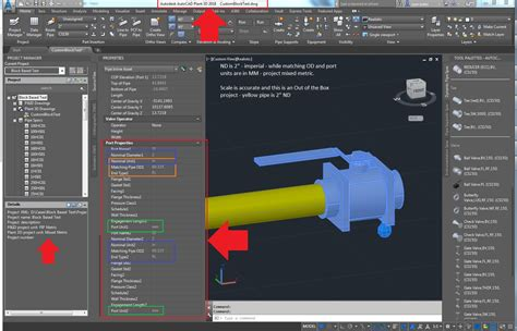 patpat79 autocad plant 3d specialist piping p id problem of scale with spec editor in autocad plant 3d 2018