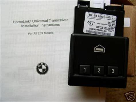 Bmw Universal Garage Door Opener by Programming Garage Door Remote In 2015 Lexus Autos Post