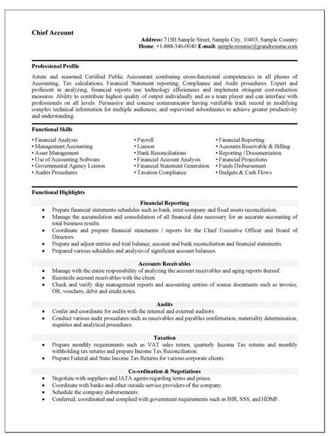 accounting curriculum vitae template accounting objective for curriculum vitae free resume templates