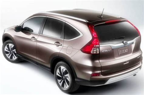 Honda Crv New Model 2018 by 2018 Honda Cr V New Generation Of Crossover News And