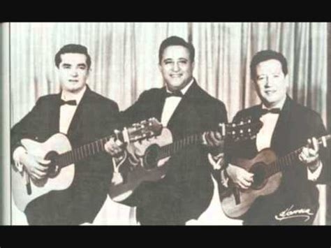 los panchis trio los panchos sin ti youtube