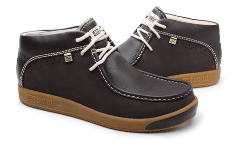 ecko boots for ecko s shoes phender 24081 chocolate