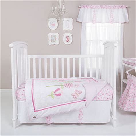 Jcpenney Crib Bedding Sets by Trend Lab 174 Floral 6 Pc Crib Bedding Set Jcpenney