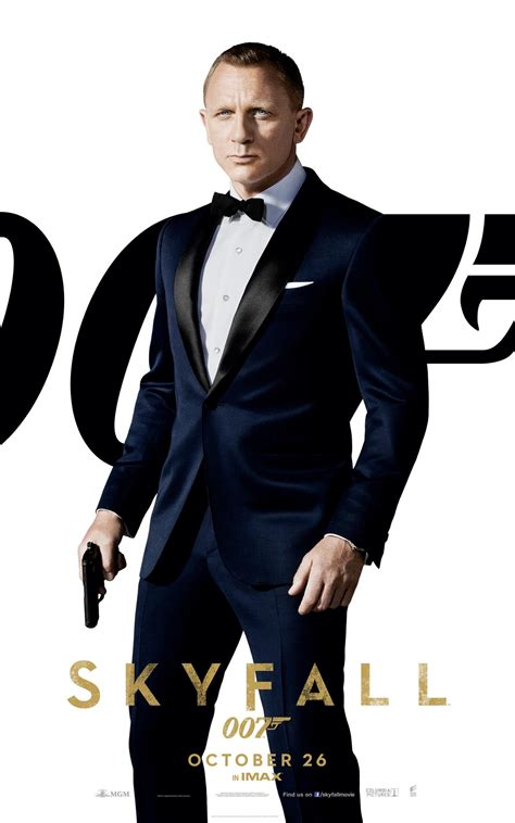 film james bond skyfall new banner posters for bond s skyfall feature four
