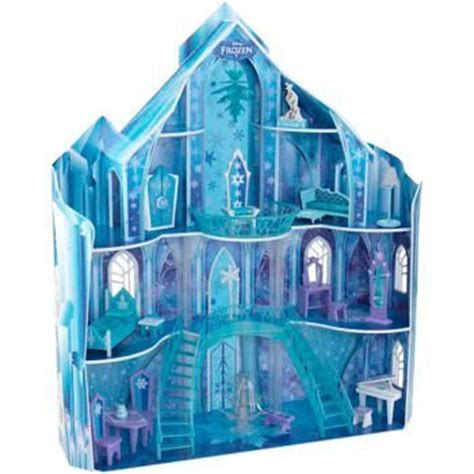 frozen doll houses 5 magical frozen doll house castles for every elsa fan