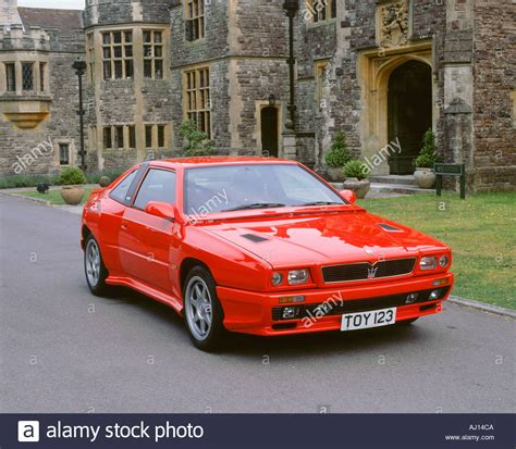 maserati shamal 1993 maserati shamal stock photo royalty free image