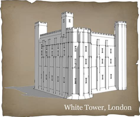 white tower floor plan medieval and middle ages history timelines parts a castle