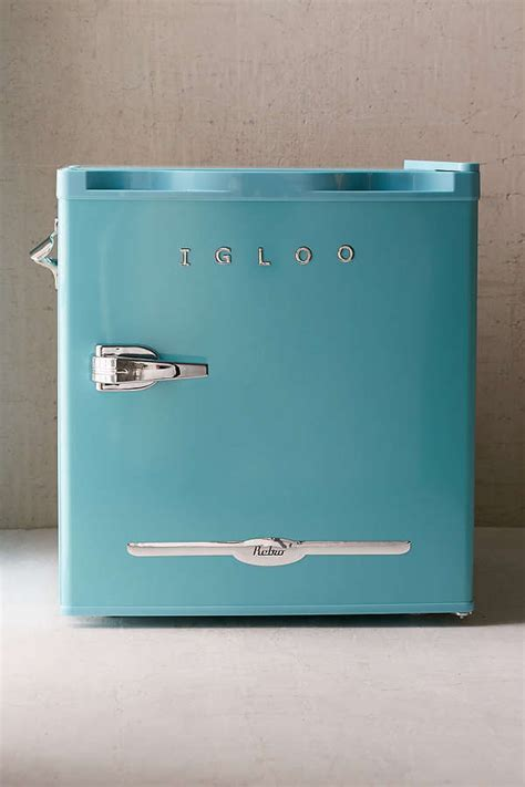 Mini Refrigerator   Everything Turquoise