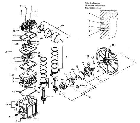 ingersoll rand parts diagram scintillating ingersoll rand air tool parts diagrams
