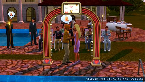 Wedding Arch In Sims 3 by 301 Moved Permanently