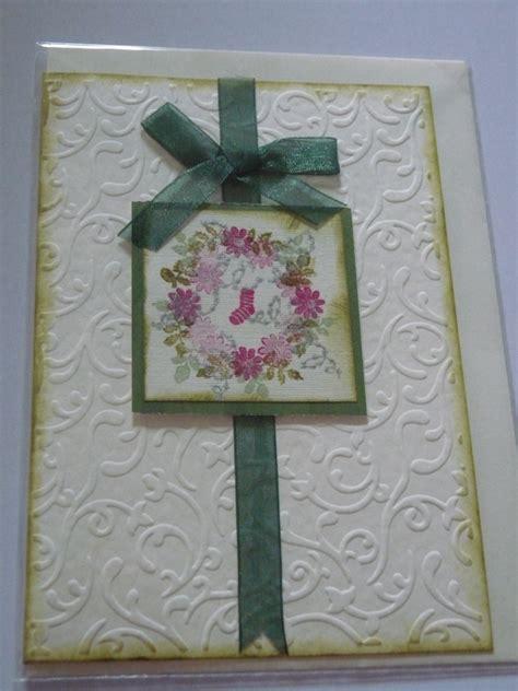 Folksy Handmade - handmade vintage looking card folksy