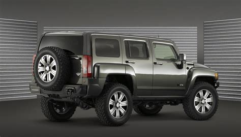 hummer h x 2009 hummer h3 x concept pictures news research pricing