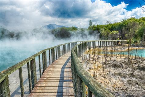 New Pic by New Zealand Images Rotorua Hd Wallpaper And Background
