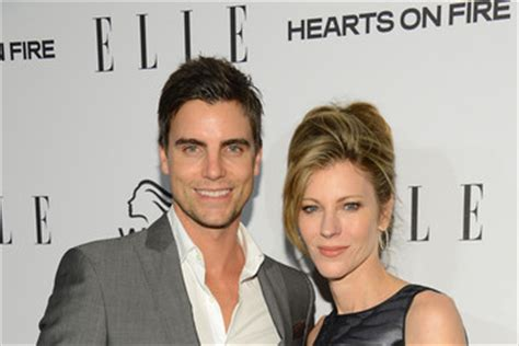 colin egglesfield namorada colin egglesfield connections zimbio