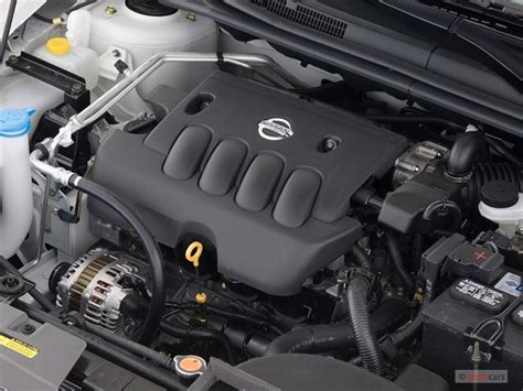 image 2007 nissan sentra 4 door sedan cvt 2 0s engine