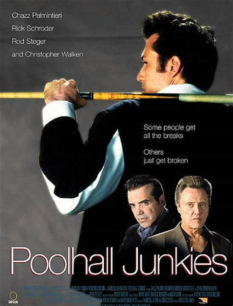 pool house junkies billiards starring role game on