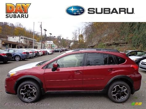 2013 Subaru Crosstrek 2 0 Premium In Venetian Red Pearl