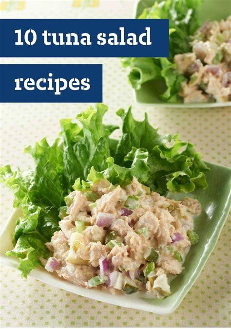 best 25 tuna salad recipe ideas on
