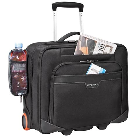 Jual Converse Rolling Bag everki ekb440 journey laptop trolley rolling briefcase 11 inch to 16 inch adaptable