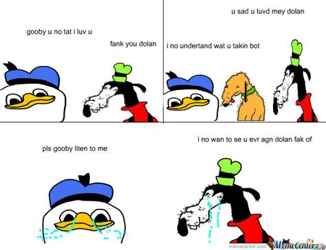 dolan and gooby love story by bigtree124 meme center