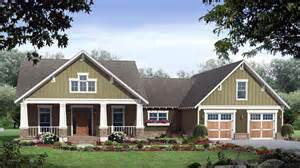 Craftman Style House by Single Story Craftsman House Plans Craftsman Style House