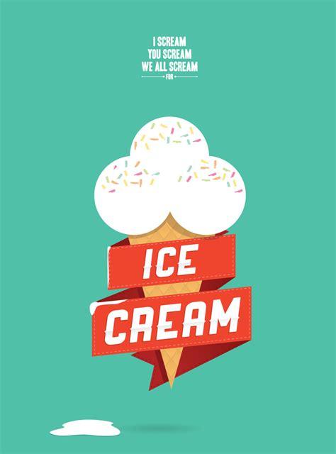 scream  scream   scream  ice cream