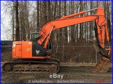 hitachi zero tail swing excavator excavators 187 blog archive 187 2001 hitachi zaxis zx135us