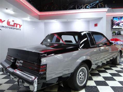 1985 buick regal grand national 1985 buick regal t type grand national hardtop 3 8 turbo
