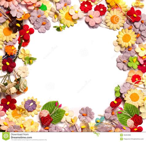 Paper Handicraft - handicraft paper flower stock image image of color