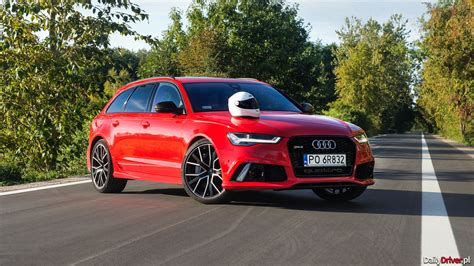 Audi Pl test audi rs6 performance dailydriver pl