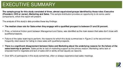 sales experience quality benchmark report