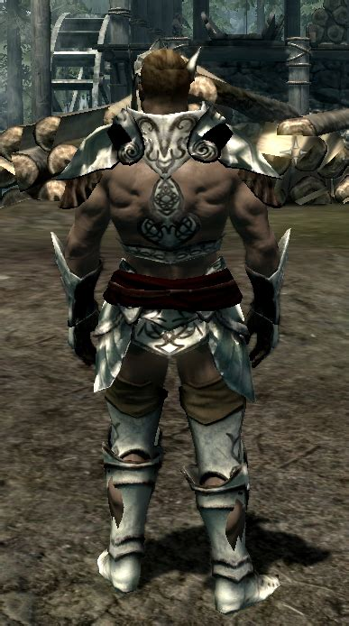 skyrim male revealing armor mod revealing dawnguard male armors and clothes retextured