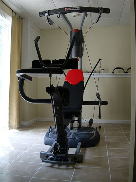 we got the bowflex ultimate 2 home
