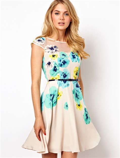 Dress Flower Summer floral princess with dresses new summer arrival