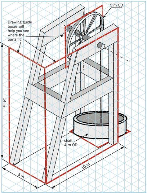 design brief for a mine shaft gr8 technology