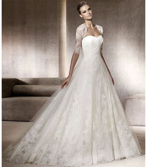 pronovias wedding dress pronovias wedding dresses the 2012 costura bridal collection onewed