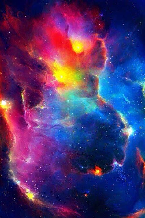 colors in space beautiful galaxy nebula colors universe nasa hubble