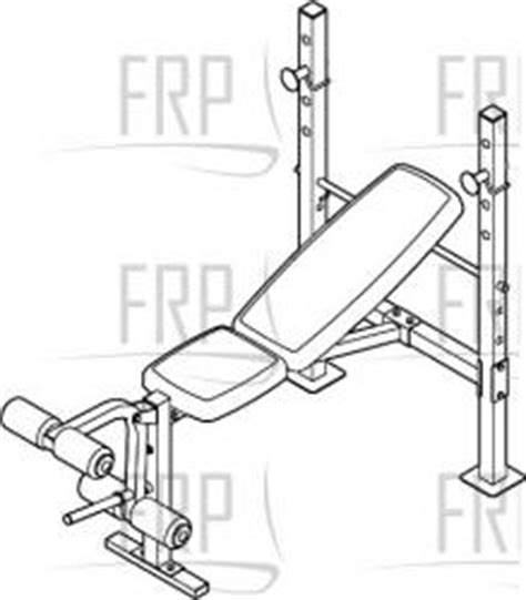 golds gym weight bench replacement parts golds gym weight bench replacement parts 28 images