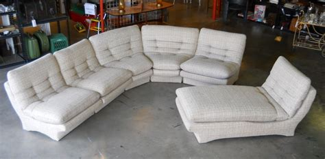 Age Sectionals by Retro Vegas Seating Sold