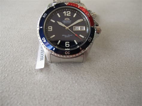 Jam Tangan Orient Sel03001b M Automatic Original Japan maximuswatches jual beli jam tangan second baru original