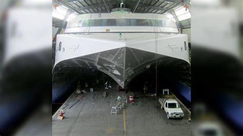 catamaran cruise line reunion maurice r 233 union maurice en catamaran d 233 but des liaisons ce mois ci